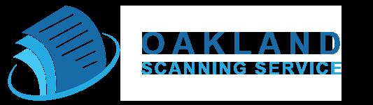 Oakland Scanning Service